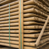 biohansa wooden poles